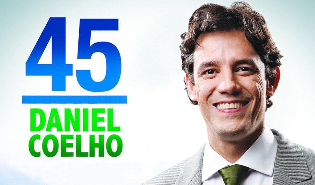 PV tenta tirar o verde de Daniel Coelho