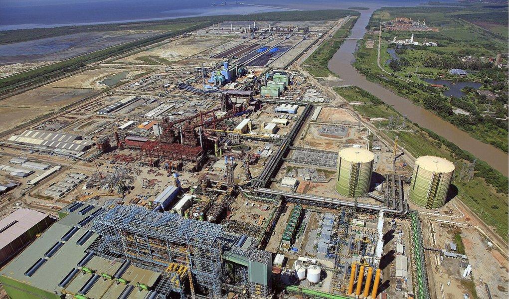 ThyssenKrupp coloca à venda siderúrgica no Brasil