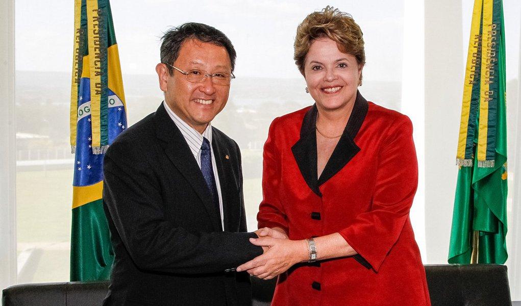 Toyota investirá R$ 1 bi para fábrica em SP