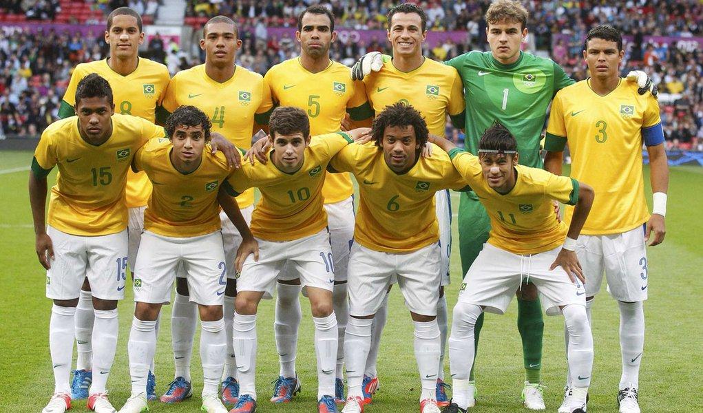 Brasil perde mais duas posições no ranking da Fifa