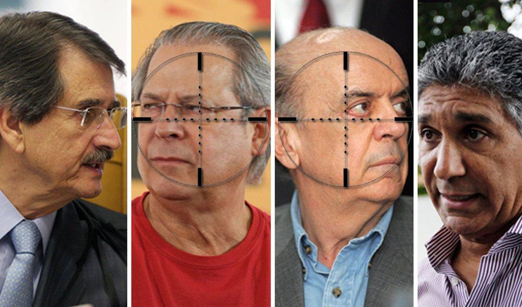 Quarta-feira de tensão máxima em Brasília