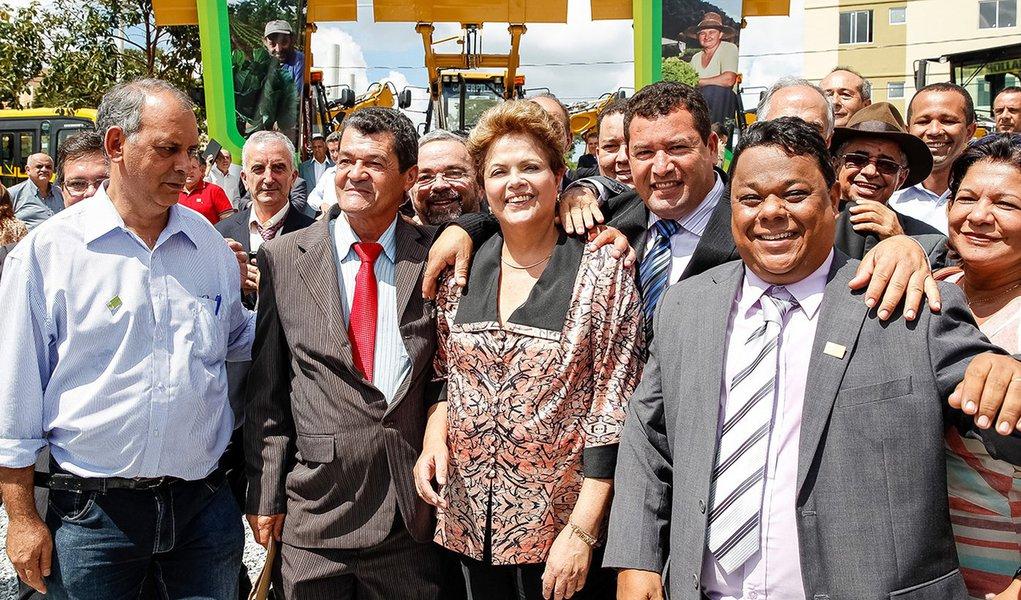Dilma: políticas sociais vão ajudar o País a crescer