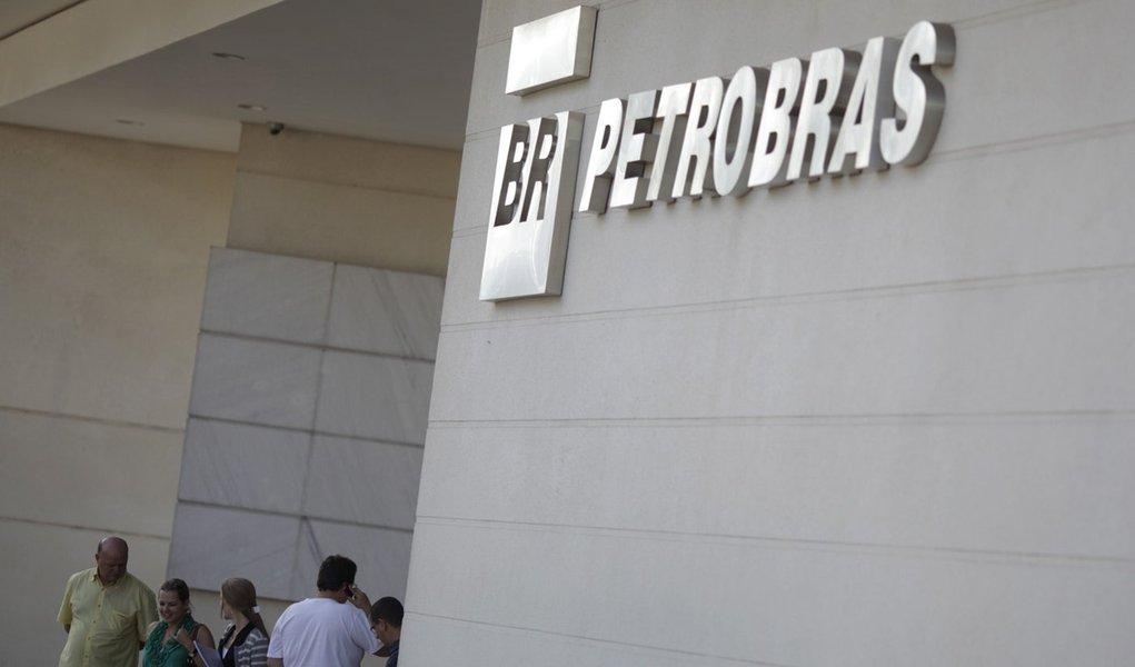Plataforma foi preservada, diz Petrobras