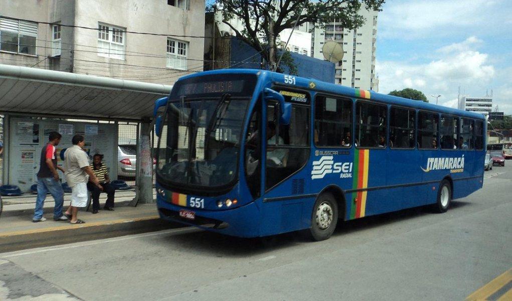 Transporte público terá  investimentos de R$ 15 bi
