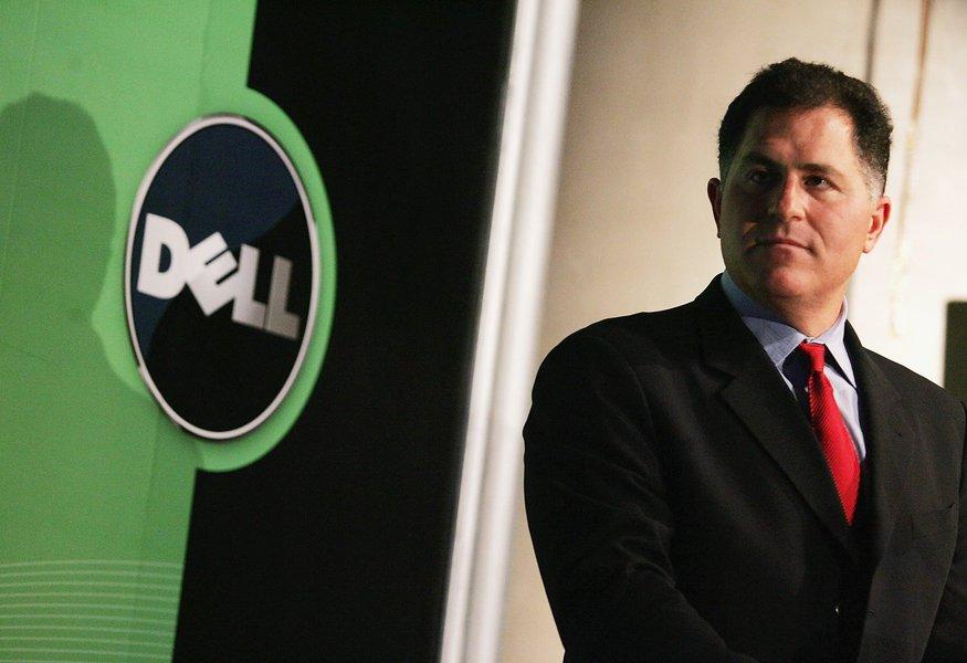 Dell está perto de cair nas mãos do Blackstone