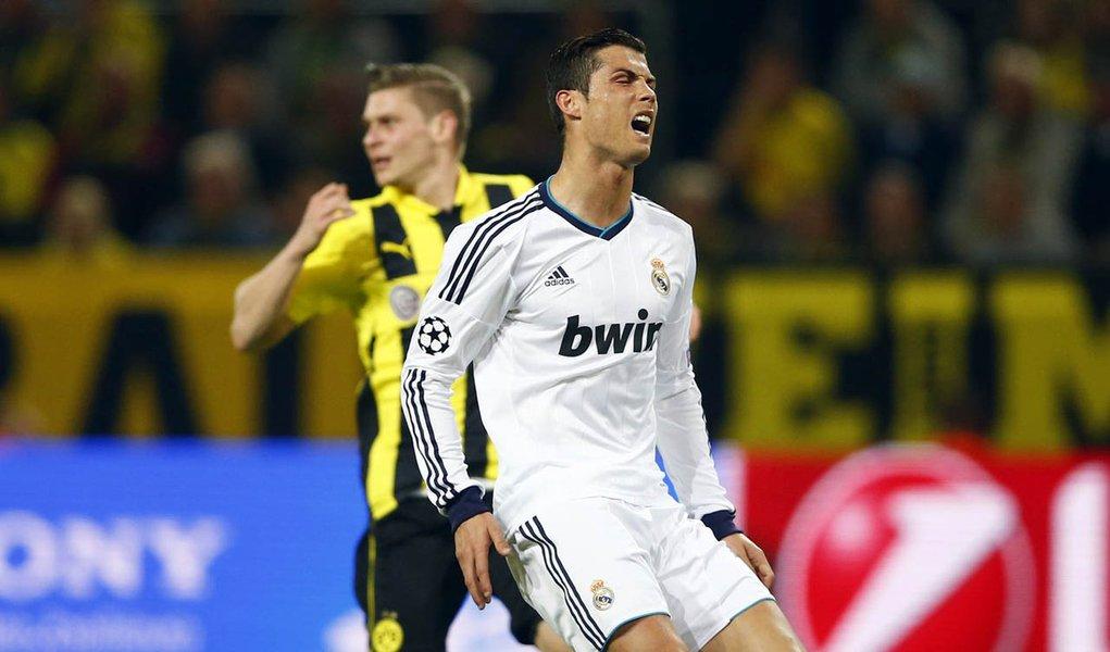 Ronaldo é confirmado contra Dortmund