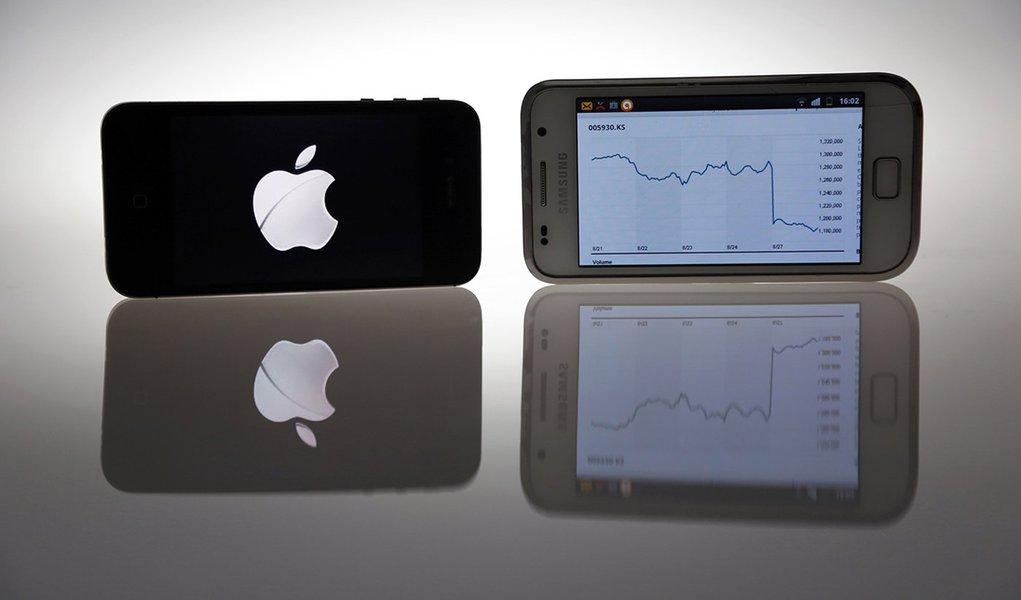 Samsung deve abrir vantagem sobre Apple