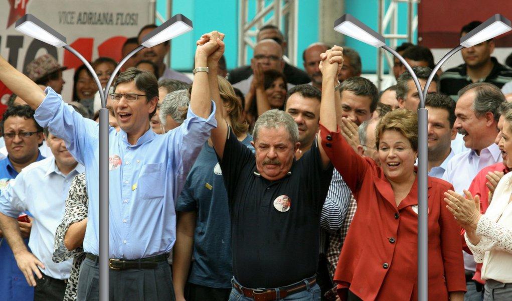 Brasil viveu anos dourados sob Lula e Dilma, diz Pochmann