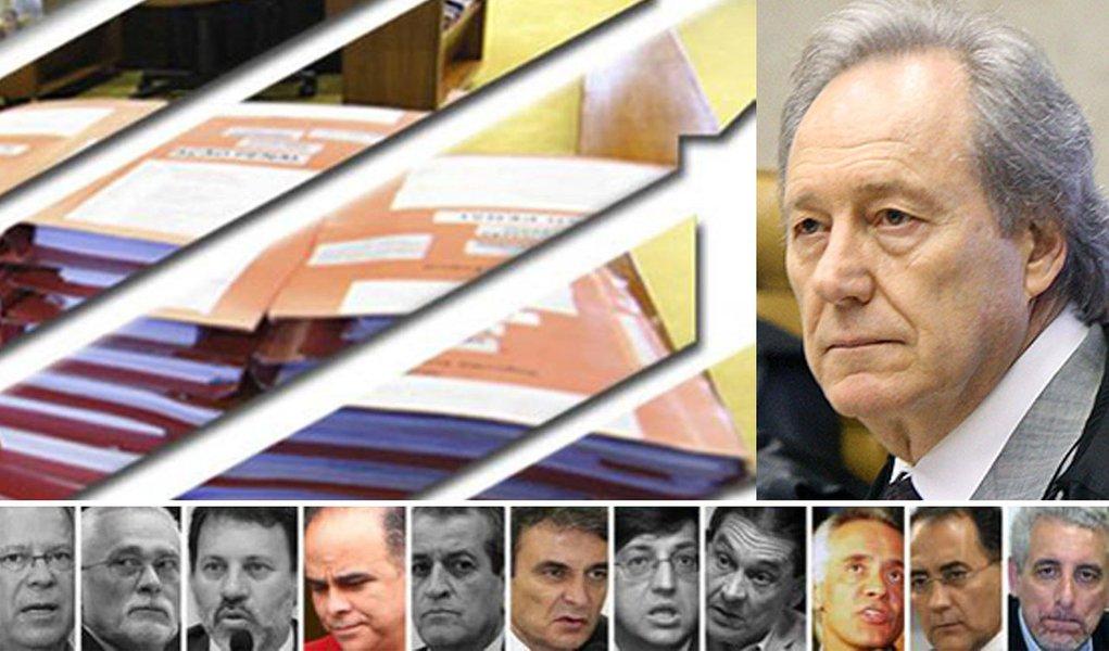 Revisor condena Pizzolato por peculato e corrupção