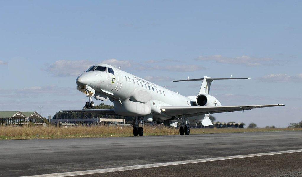 FAB realizou 22 voos só no fim de semana