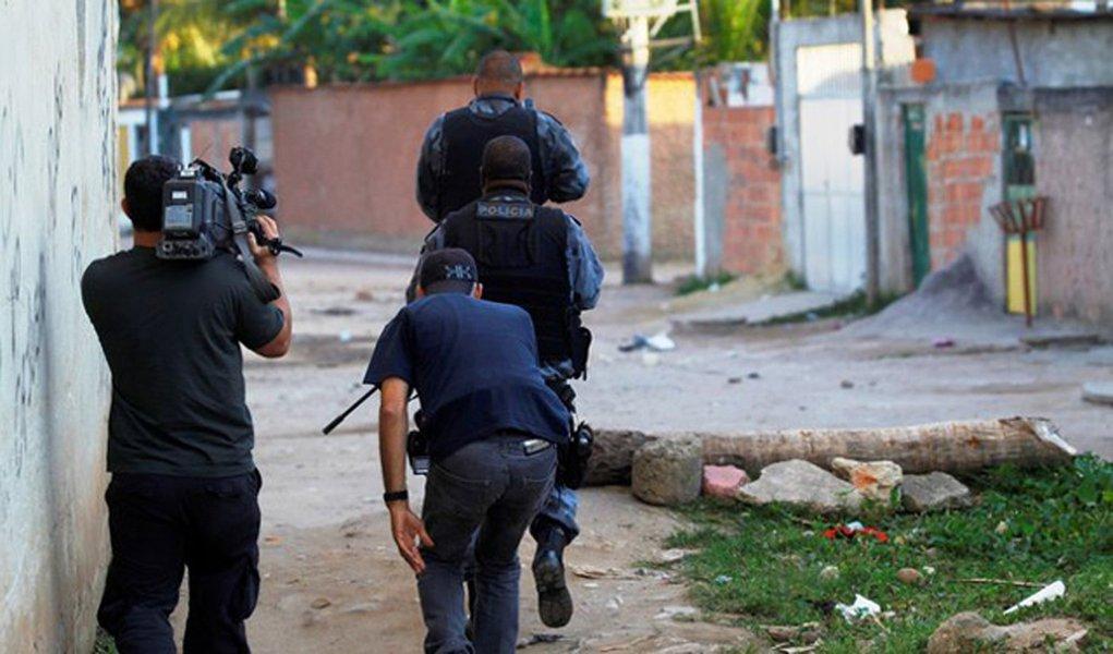Brasil está entre os países mais perigosos para jornalistas