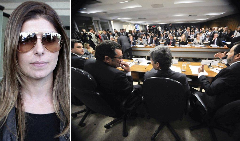 CPI retoma trabalhos com depoimento de Andressa