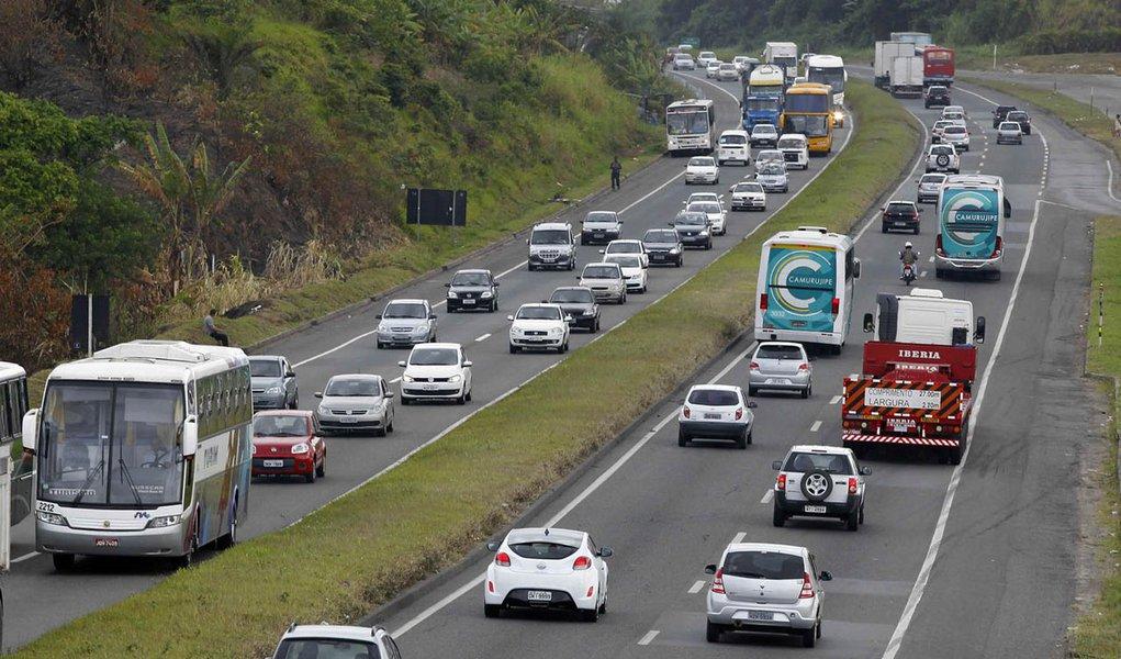 Acidentes caíram 12,36% nas estradas pernambucanas