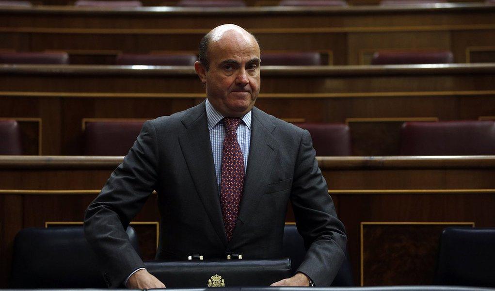 Espanha espera sair do buraco em 2014