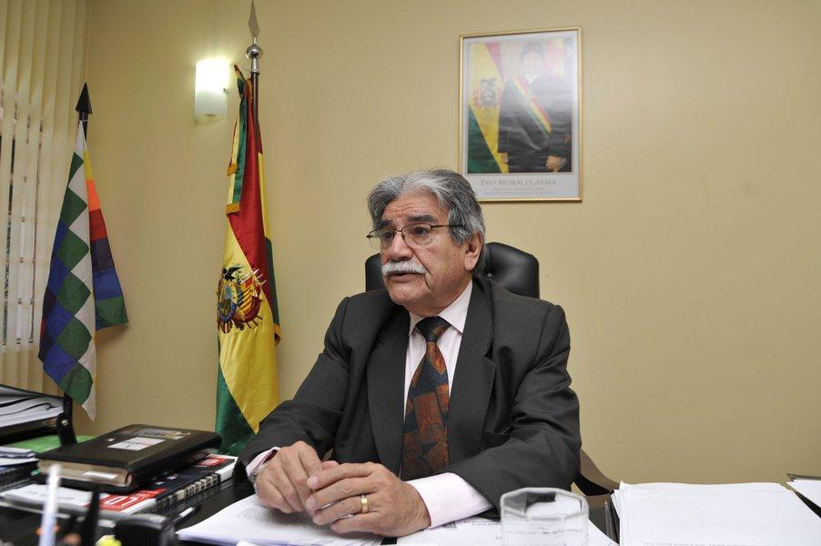Governo da Bolívia cobra justiça por morte de menino em SP