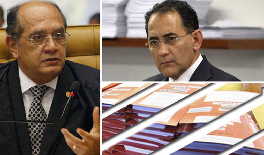 Gilmar Mendes condena João Paulo por corrupção e peculato