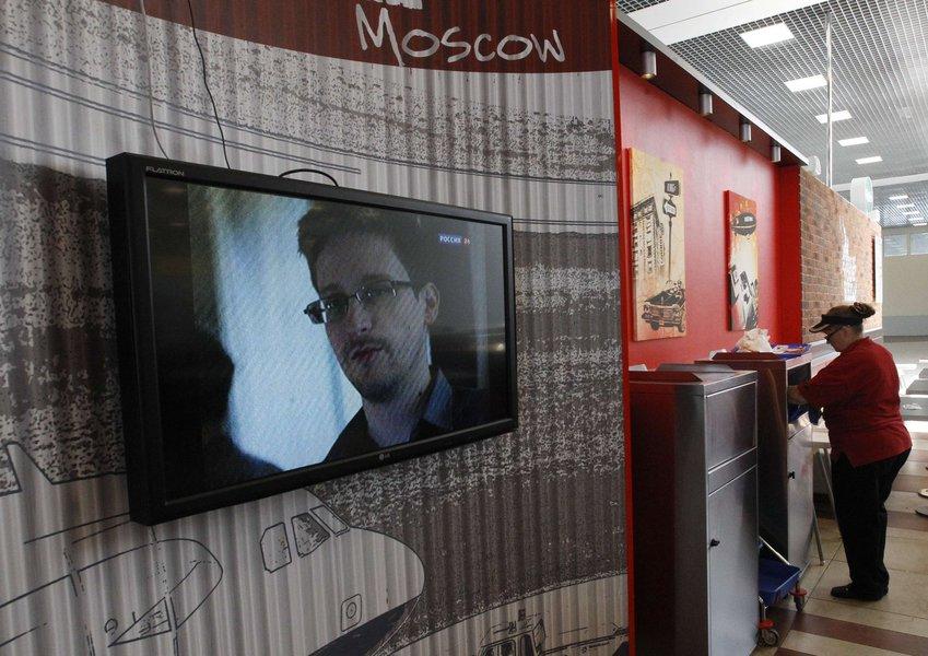 """Snowden sobre asilo: """"Lei está vencendo"""""""