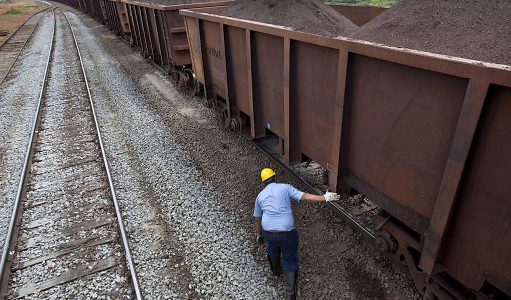Queda nos preços de minério de ferro prejudica mais a CNS