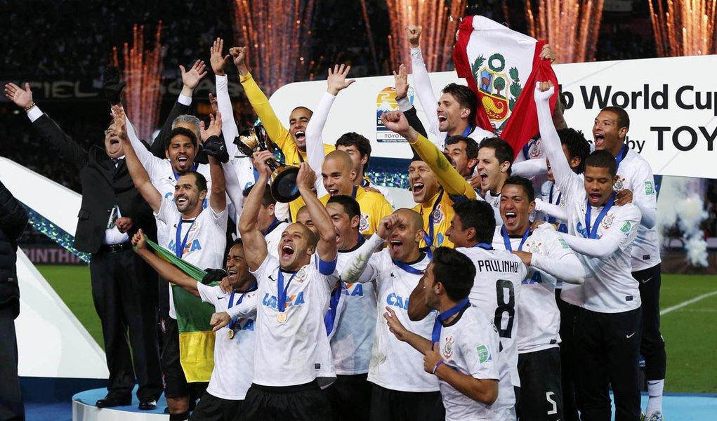 Corinthians é o 5º melhor time do mundo em ranking