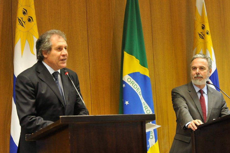 Paraguai volta ao Mercosul sob comando da Venezuela
