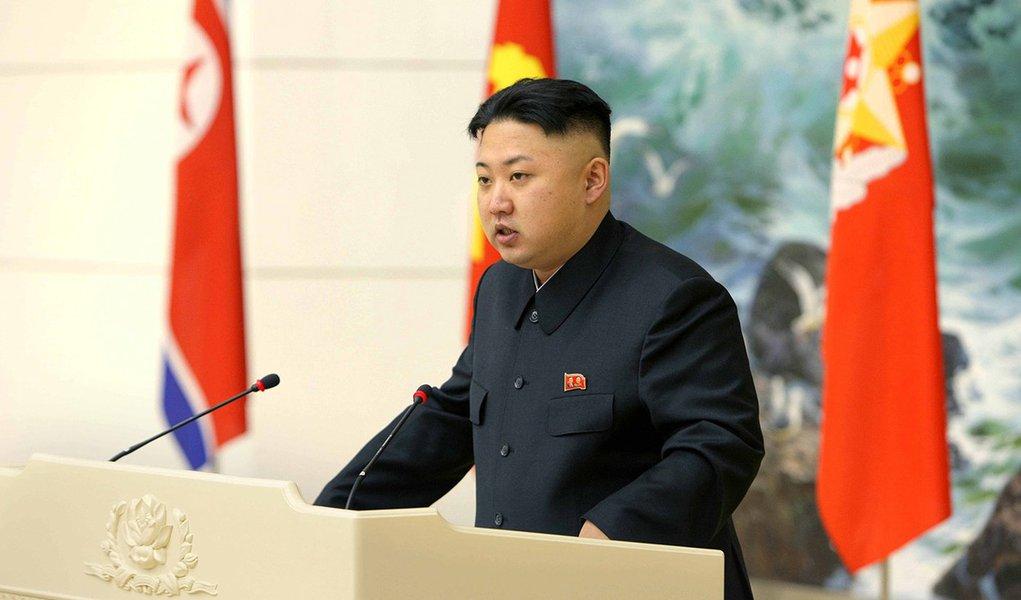 Kim Jong-un sugere fim de confronto com Coreia do Sul