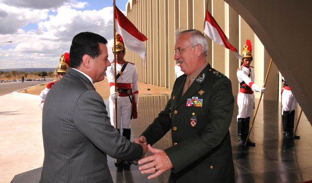 Exército vai acelerar obra do aeroporto de Goiânia