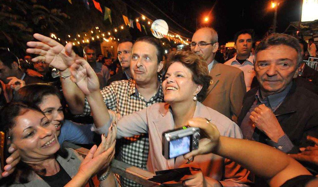 Dilma não vem mais ao Recife no Carnaval