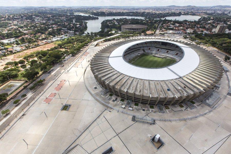 Transmissão da Copa das Confederações será em BH