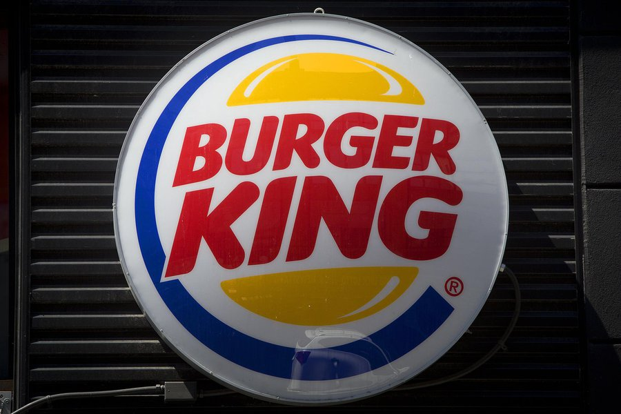 Logotipo do Burger King em loja no Brooklyn, na cidade de New York. REUTERS/Carlo Allegri