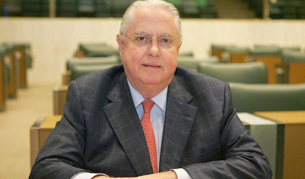 Barros Munhoz deixa o PSDB por discordar de Doria