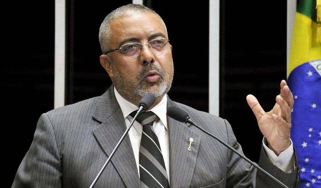 Senador Paulo Paim (PT-RS) diz que o Congresso ratificará com rapidez a criação do banco de desenvolvimento do Brics