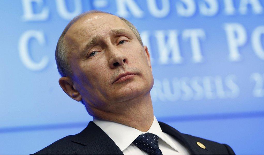 Putin reforça medidas antiterrorismo na Rússia