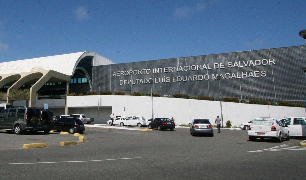 Aeroporto de Salvador terá R$ 87 mi para reforma