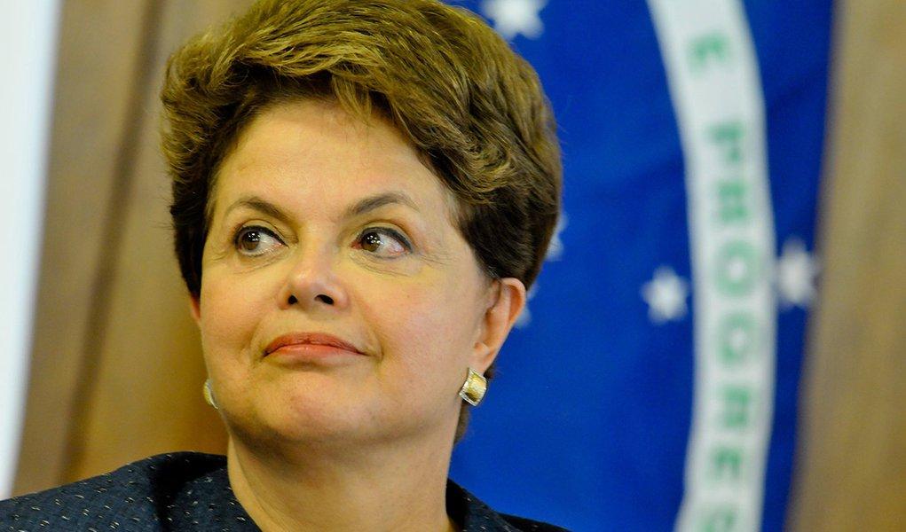 Dilma sanciona lei que garante apoio a vítima de estupro