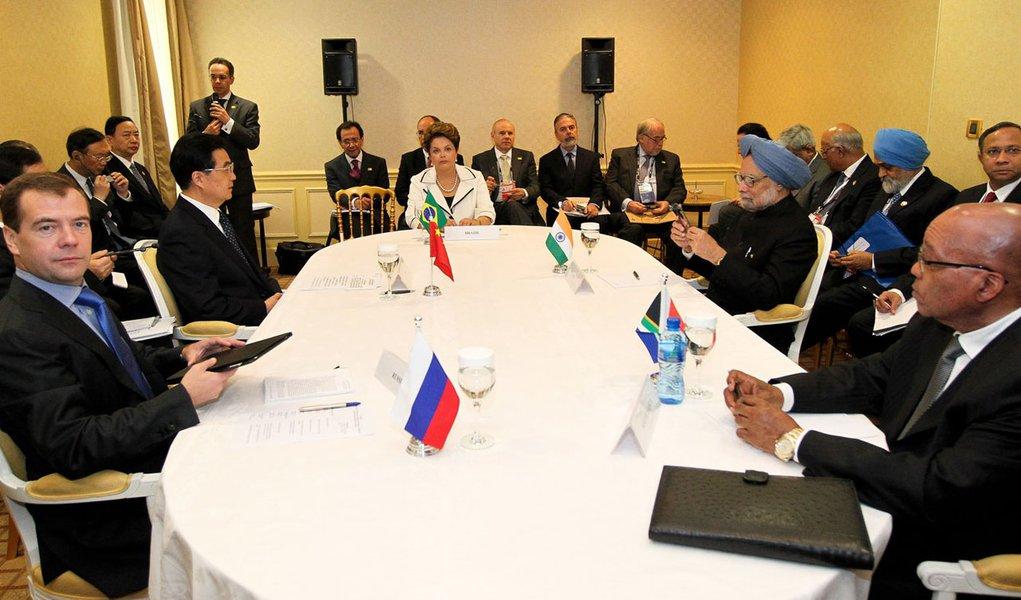 Brics discutem ampliação de parcerias econômicas