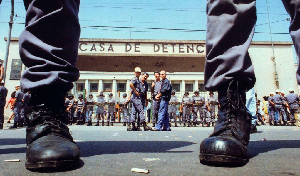 Massacre comprovado: 96% dos presos do Carandiru morreram por tiros