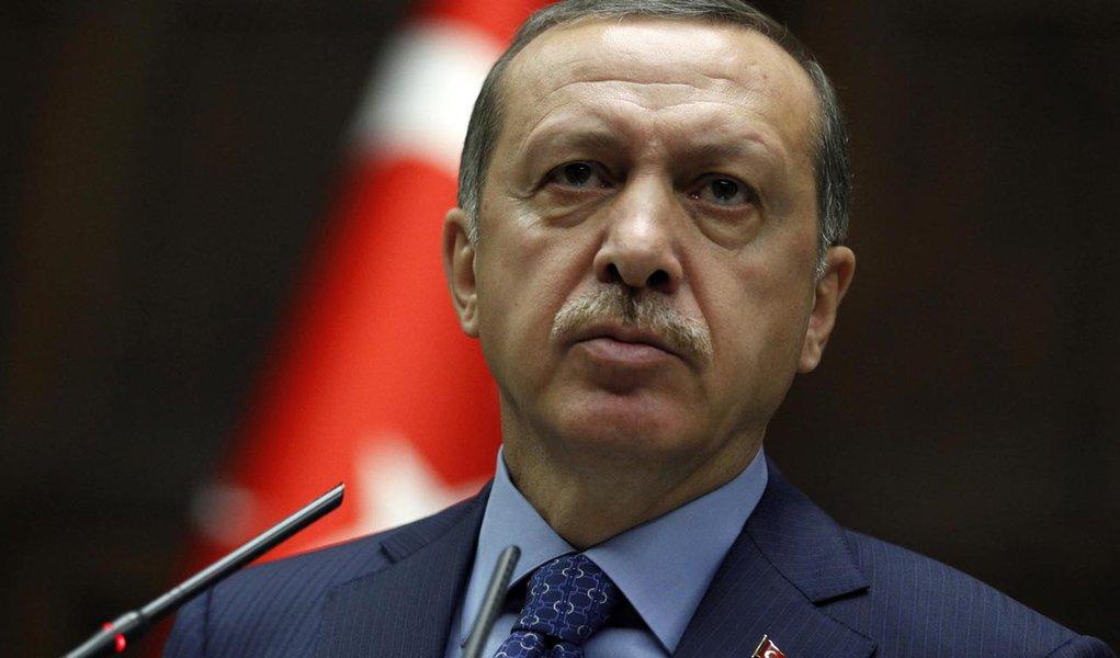 Erdogan: responsáveis por atentado querem o caos na Turquia