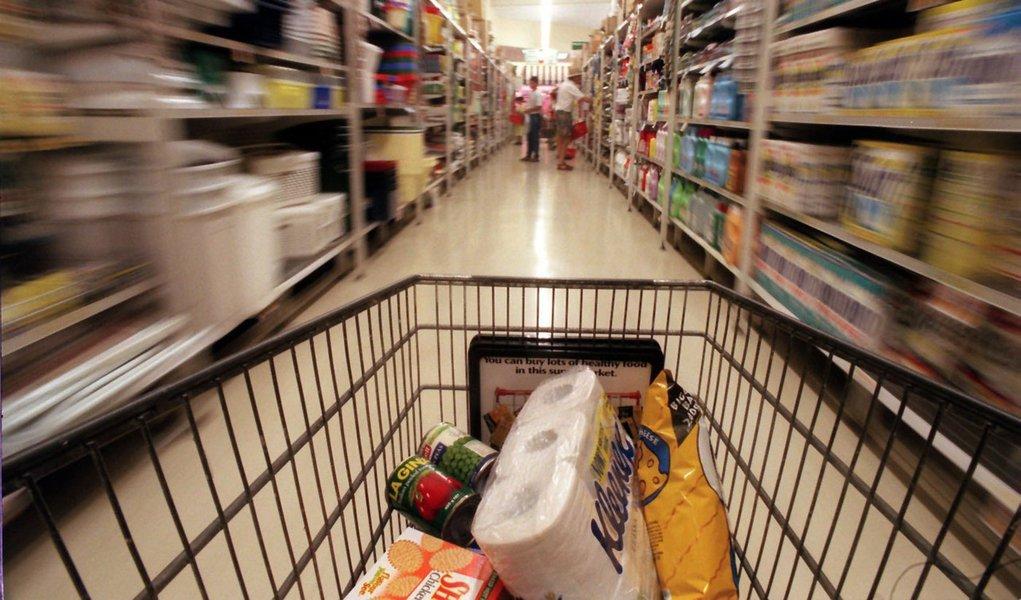 Estimativa para inflação este ano cai para 5,81%