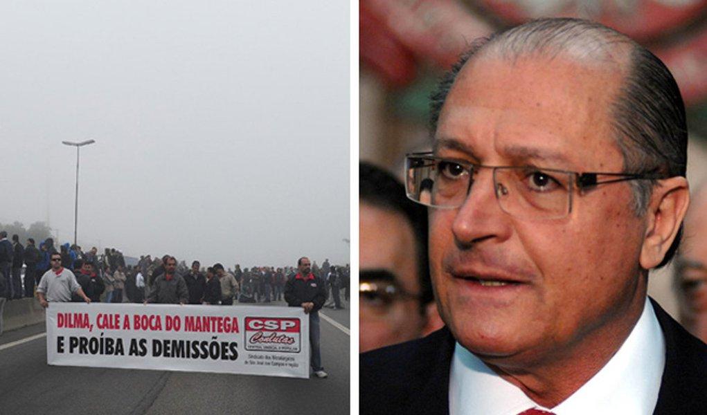 Governo paulista pode conceder incentivos contra demissões na GM