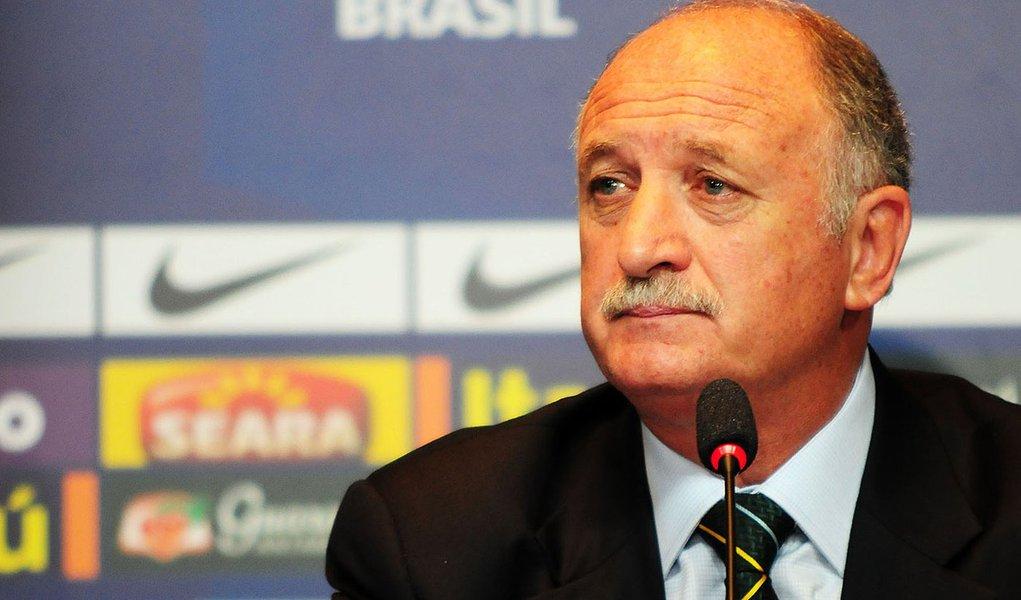 Treinador da Bélgica conversou com Felipão antes da Copa