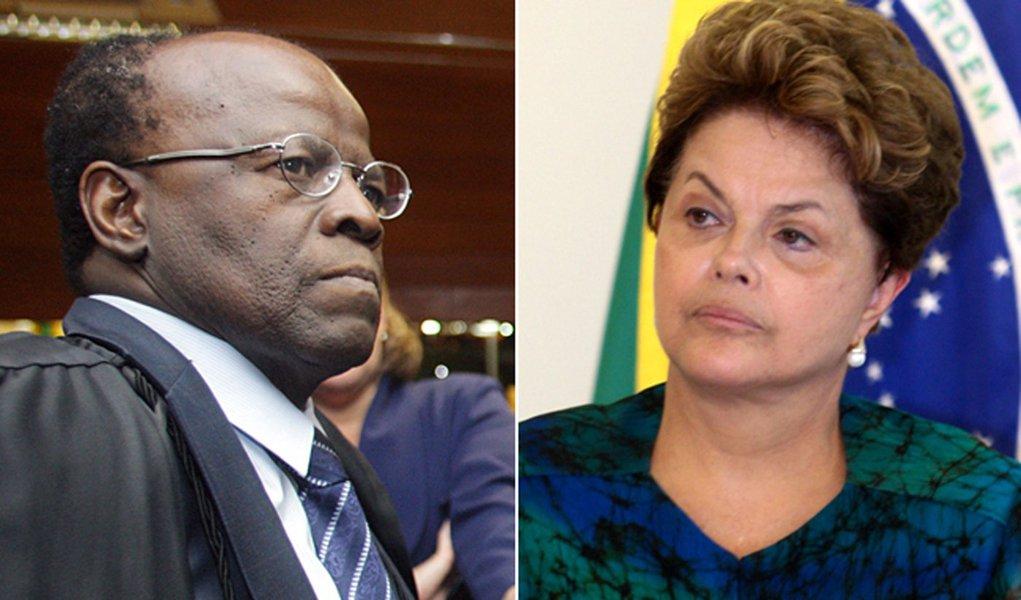 Joaquim Barbosa quer indicar seus futuros colegas