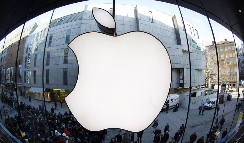 Apple se torna a empresa mais valiosa de todos os tempos