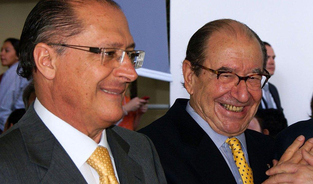 ***FOTO DE ARQUIVO***SÃO PAULO, SP, 26.05.2013: ROBERTO CIVITA/ABRIL  - Morreu neste domingo (26), aos 76 anos, o empresário Roberto Civita, filho de Victor Civita, fundador do Grupo Abril. Roberto Civita estava internado no Hospital Sírio-Libanês, na Bel