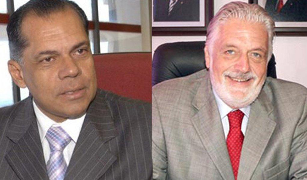 Ibope avalia João Henrique e Jaques Wagner