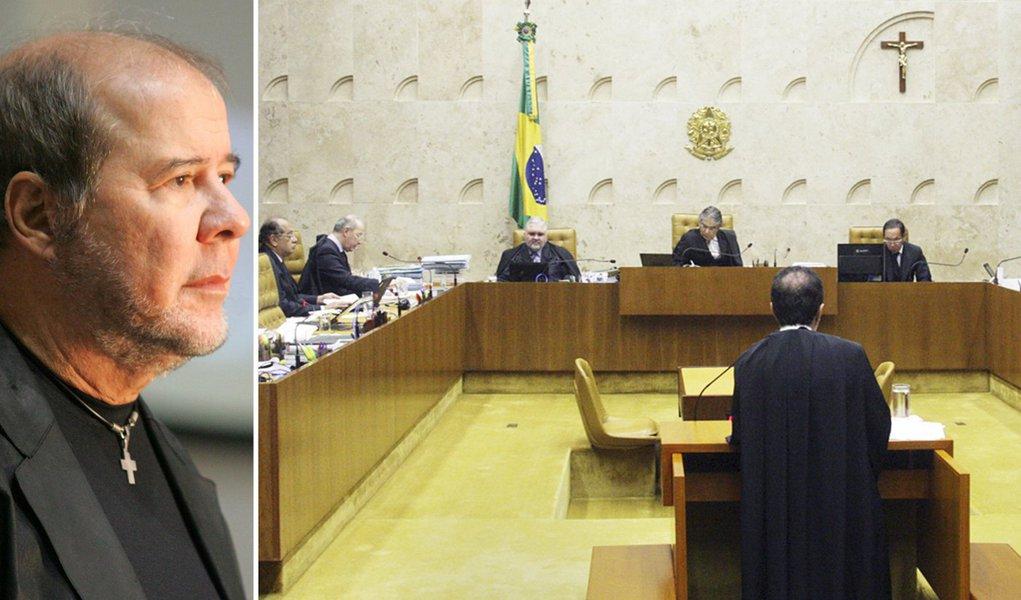 Duda, que quase derrubou Lula, tem defesa no STF
