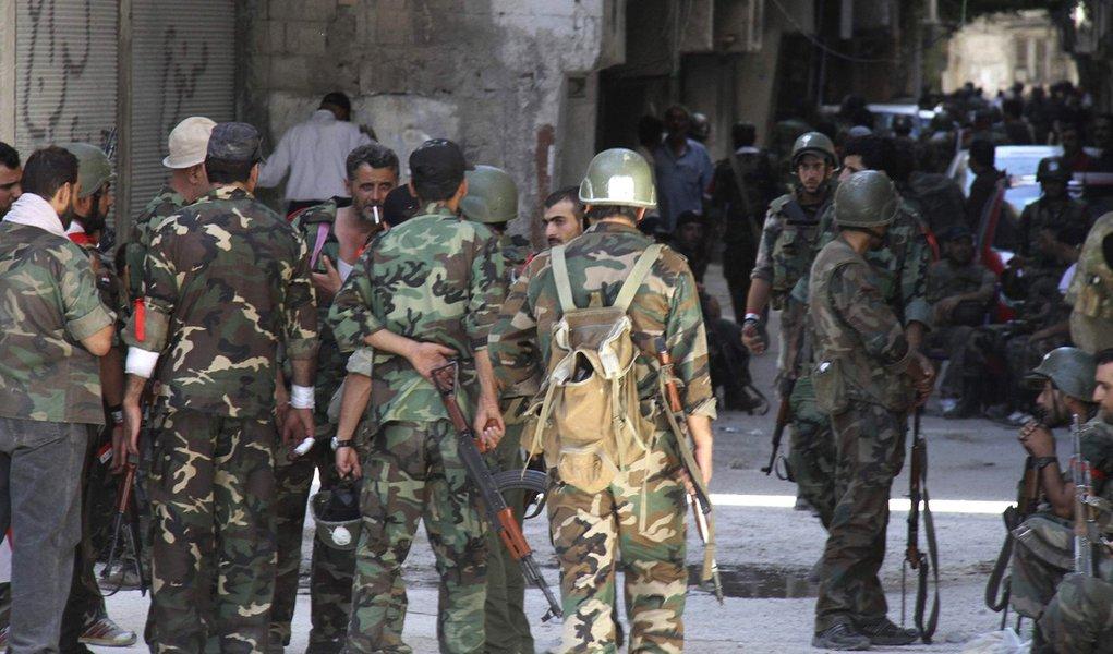Síria: combates prosseguem  em Damasco e Alepo