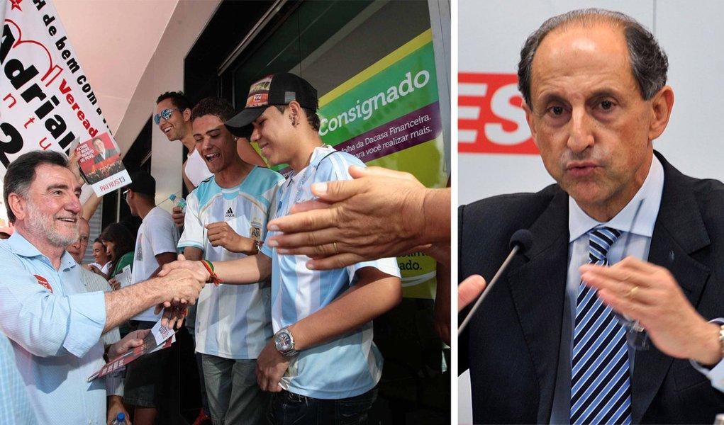 Patrus, aposta de Dilma, pode perder no tapetão