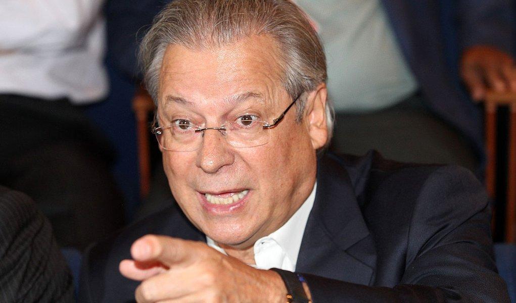 Dirceu nega ataque a Eduardo Campos