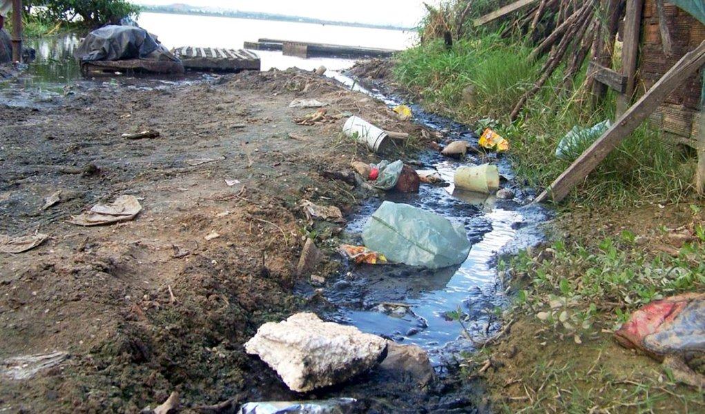 Jaboatão tem o 3º pior sistema de saneamento