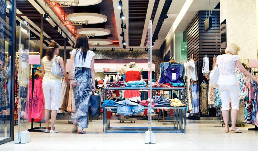 Confiança do consumidor em queda no Recife